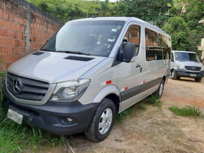 Van Sprinter 415 Mercedes Benz